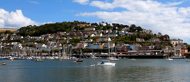 Kingswear, Devon